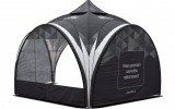 Namioty dla VIP-ów